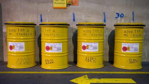 Atommüllendlager in Deutschland: : 90 Gebiete geeignet – Gorleben nicht darunter