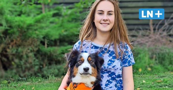 Lübeck: Kranke 14-jährige Casey braucht Spenden für Epilepsiewarnhund