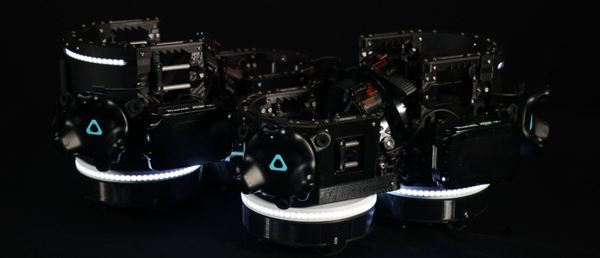 Ekto's robotic boots may solve VR locomotion problems