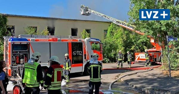 Feuer am Bayerischen Bahnhof +++ Käthe-Kollwitz-Straße gesperrt +++ Leipziger Schule öffnet nach Corona-Fällen wieder