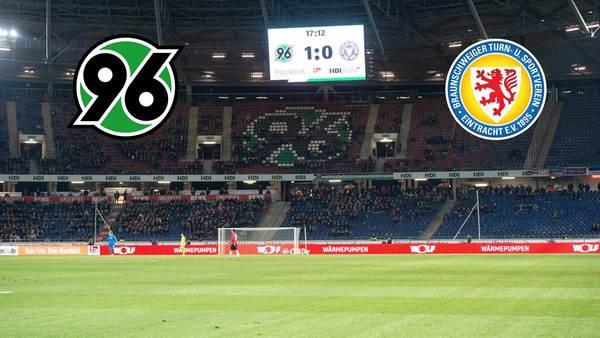 Am Dienstag startet 96 den Kartenvorverkauf fürs Derby gegen Braunschweig