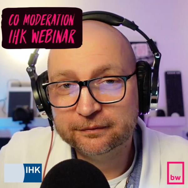 Co-Moderation für IHK Digitalisierungs-Manager