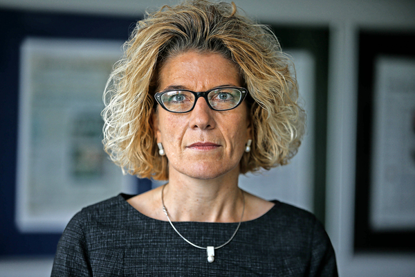 Oberstaatsanwältin Dr. Ulla Hingst
