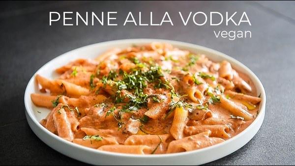 Vegan Penne Alla Vodka