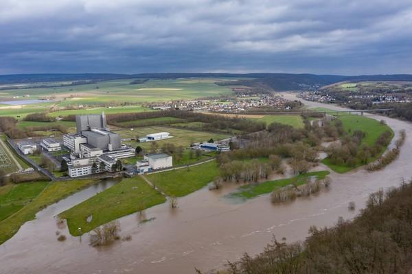 Zwischenlager in Würgassen:  Politiker aus Göttingen und Northeim positionieren sich dagegen