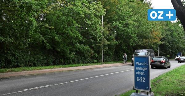 OZ-Glosse aus Stralsund zum Streit um Andershofer Wald: Wie es hineinruft…