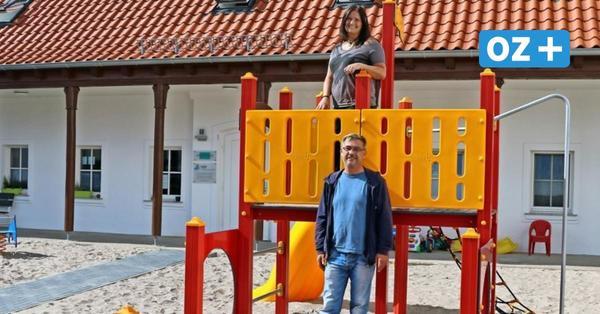 Stralsund: Ein knallbuntes Spielangebot für Kinder in Not