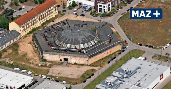 Zweites Leben für den Lokzirkus Babelsberg