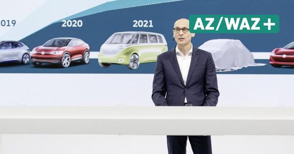 VW-Markenchef Ralf Brandstätter bringt E-Auto für Wolfsburg ins Spiel