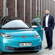 FDP-Chef Christian Lindner besucht Wolfsburger VW-Werk