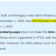 Use mock-xrm to upgrade the removed ClientGlobalContext.js.aspx in Dynamics 365 - Carl de Souza