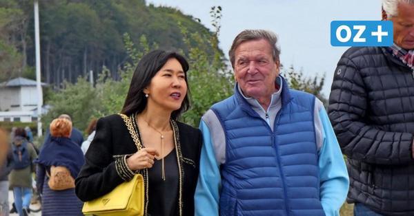 Ex-Kanzler Gerhard Schröder auf Kurzurlaub in Heiligendamm – Ehefrau postet Foto