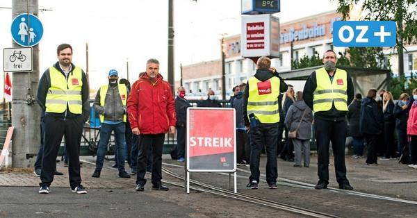 Zwischen Unmut und Verständnis: So reagierten die Rostocker auf den RSAG-Streik