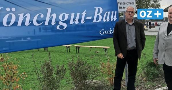 Firmen-Jubilar sammelt für Lobber Windschöpfwerk und Selliner Ostseefanfaren