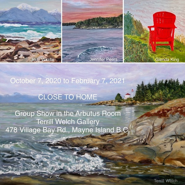 CLOSE TO HOME - Arbutus Room Group Show | Terrill Welch Gallery | Artsy