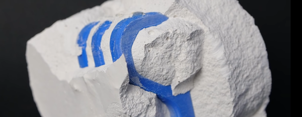 Is plastering your prints a good idea?