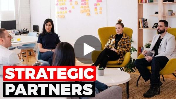 Strategic Partners - Brad Turville