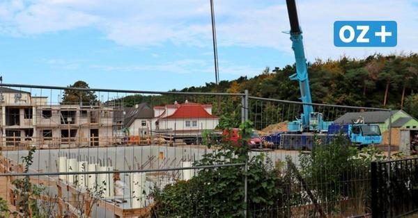 Wohnungen, Häuser, Hotels: Was wird wo in Kühlungsborn gebaut?