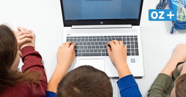120Laptops für Doberaner Schüler: Viele Fragen bleiben offen