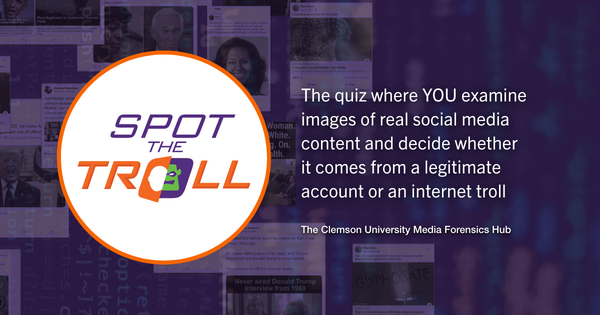 Internet Troll and Disinformation Quiz