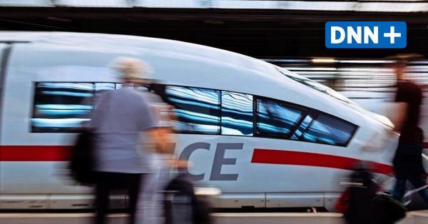 Keine ICE mehr von Dresden nach Leipzig: Bau sorgt ab Montag für massive Einschränkungen
