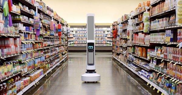 100 Schnucks Supermarkets will deploy Simbe inventory-tracking robots