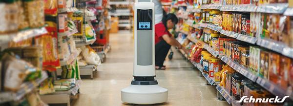Schnuck Markets Expands Use of Tally, Simbe Robotics' Shelf-Scanning Robot