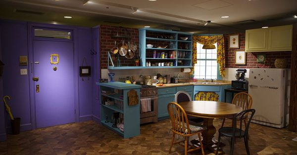 'Friends' Experience brings the hit TV show to life in interactive pop-up