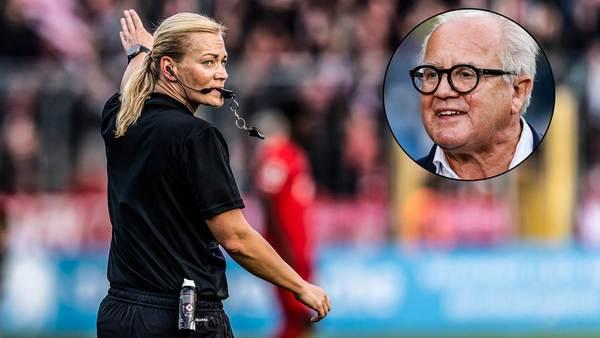 Bibiana Steinhaus beendet ihre Schiedsrichter-Karriere