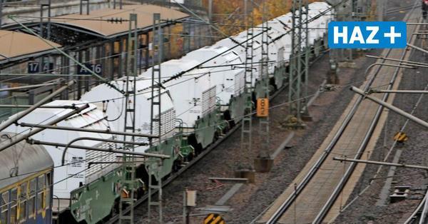 Im November rollen Atommülltransporte durch Hannover