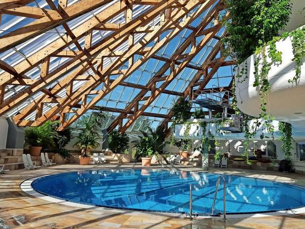 Das Freizeitbad Riff kann von den Gästen ebenfalls genutzt werden. Foto: Hanna Gerwig