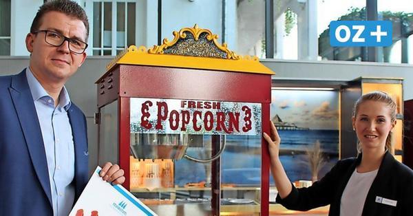 Leinwandhelden zurück in Heringsdorf: Kino mit Emma, Tesla und Edison