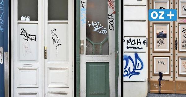 Graffiti in Greifswald: So teuer kommt das Problem die Steuerzahler zu stehen