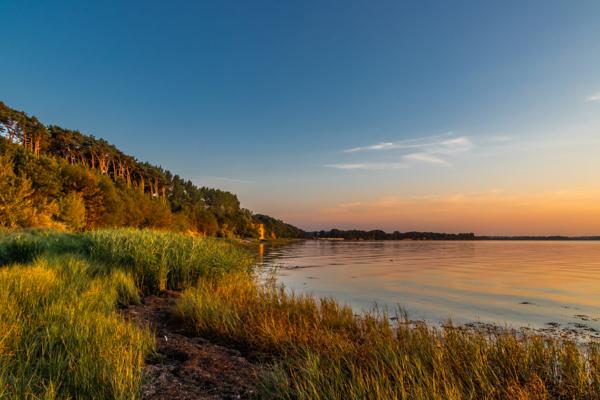 Die Steilküste an der Wohlenberger Wiek. (Foto: Helmut Strauß)
