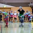 Sportarten für Kinder im Test - Speedskating: Der Reiz der Geschwindigkeit