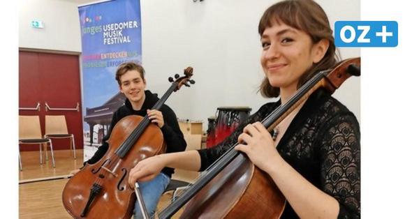 Heringsdorf: Viertklässler erleben Cello-Asse