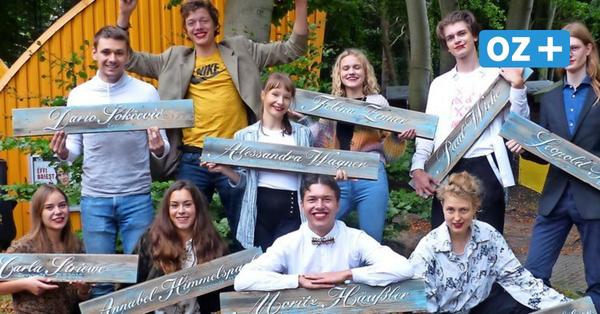 Theaterakademie Zinnowitz auf Usedom: Das sind die neuen Jung-Schauspieler
