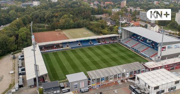 Neues Holstein-Stadion: Ende 2021 soll es losgehen