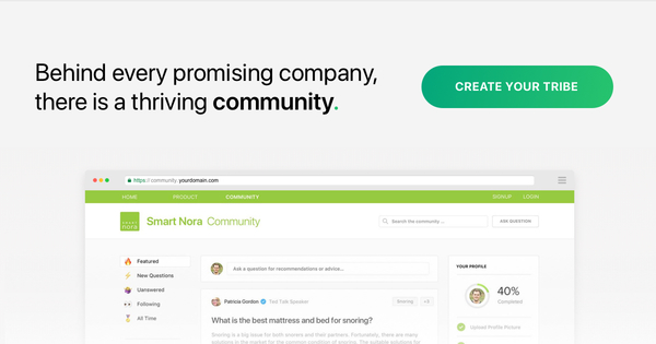 A powerful community platform, integrated into your product