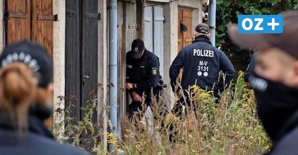 Großeinsatz in Vorpommern-Greifswald: Männer sollen schwere Gewalttat geplant haben