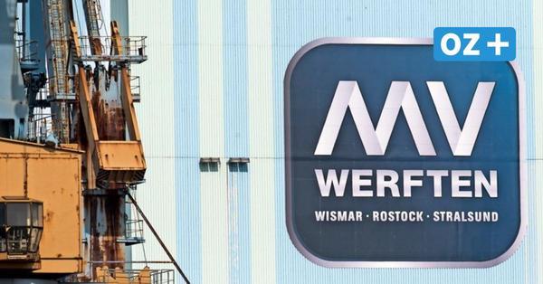 MV Werften: Bund bewilligt laut Insider 190 Millionen zur Rettung