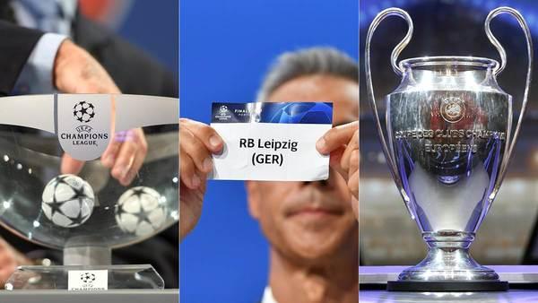 Hammerlose! RB Leipzig in der Champions League gegen Paris und ManU - Sportbuzzer.de