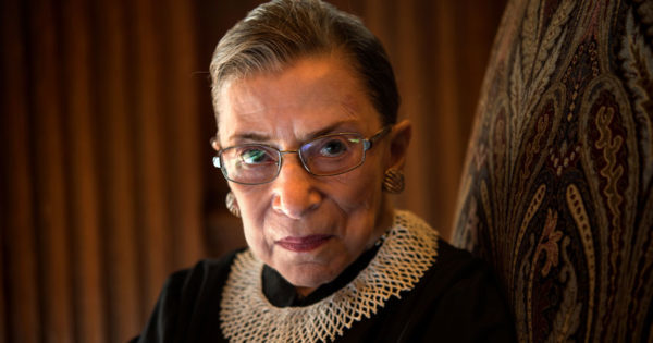 How Ruth Bader Ginsburg Inspired Marketing's Changemakers