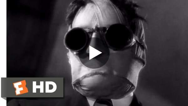 The Invisible Man (1933) - I'll Show You Who I Am Scene (1/10) | Movieclips