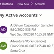 New Smart Button – Custom Dialogs in Model Driven Apps using Canvas Apps