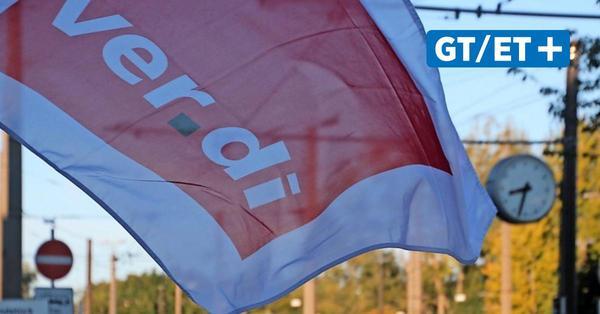 Verdi-Streik: Busse und Bahnen sollen erneut stillstehen