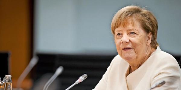 """Merkel zum Tag der deutschen Einheit: """"Ich bin stolz, in Leipzig studiert zu haben"""""""