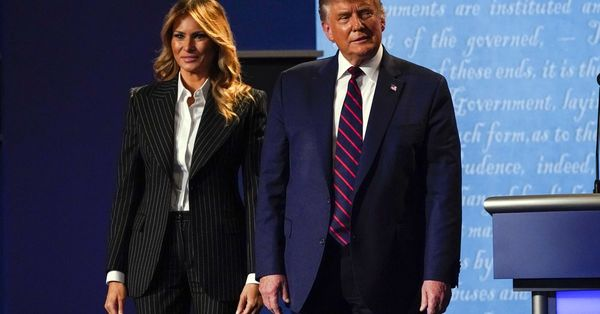 President Trump and first lady test positive for COVID-19
