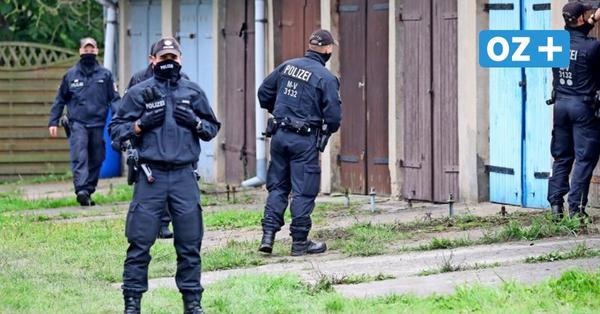 Extremismusverdacht in Vorpommern: Beschuldigte schweigen zu Vorwurf