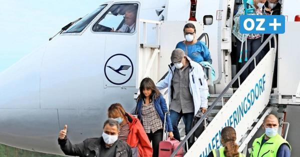 Heringsdorf: Lufthansa fliegt zwei Wochen länger auf die Insel Usedom